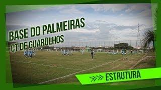 A ACADEMIA, #2: O CT do Palmeiras em Guarulhos e a estrutura para a base