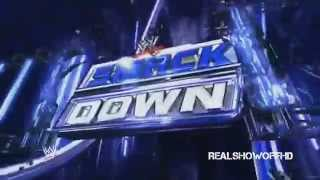 WWE SmackDown: New Intro / Opening 2014 - This Life ᴴᴰ