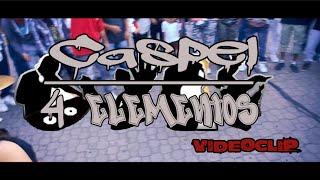 Caspel Rap -  4 Elementos (VideoClip)