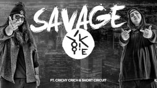 YOOKiE - SAVAGE (ft. Crichy Crich & Short Circuit) [Official Video]