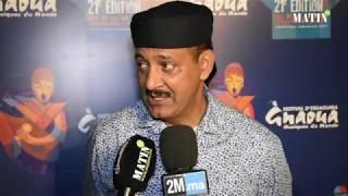 Festival Gnaoua : Maâlem Hamid El Kasri se confie à propos de la  fusion avec Snarky Puppy