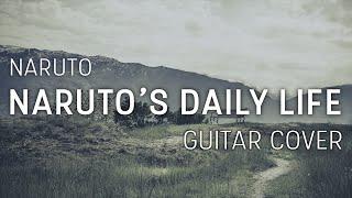 Naruto - Naruto's Daily Life guitar cover