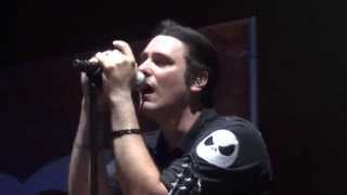 Breaking Benjamin Breath - live Rock USA 07 / 17 / 2015 Oshkosh Wisconsin