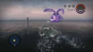 Saints Row 2 - Bunny Easter Egg