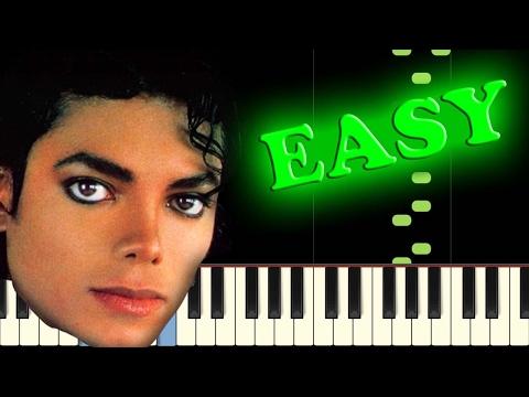 Comment jouer Beat It de Michael Jackson au piano
