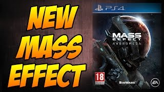 Brand New Mass Effect Andromeda Information - RELEASE DATE + PLATFORMS + CO-OP + MORE!