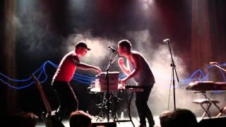 Baths live      June 1, 2013   Denver, Colorado   Bluebird Theater