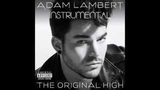 Adam Lambert - The Light (lyrics) (The Original High)