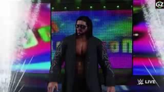 WWE 2K18 : JOHN MORRISON ENTRANCE, FINISHER, SIGNATURE & VICTORY MOTION