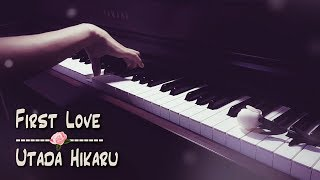 Utada Hikaru - First Love | Relaxing Piano | Zacky The Pianist