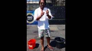 Resposta Ice Bucket Mastiksoul e Pedro Reis