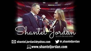 Shantel Jordan - Sports Reel 2017