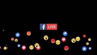 After Effects Template: Facebook Live