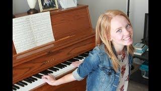 BACKWARDS PIANO - It's A Small World
