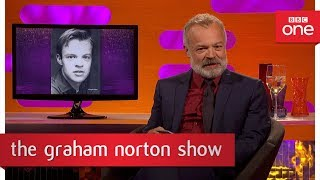 Graham reveals his first acting headshot - The Graham Norton Show - BBC One