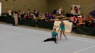 BOAC 2016   200   007   Mixed Pair   Senior   Balance   WAL   Saltney Gymnastics Club WAL, Matthew S