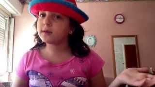 Lilali-Primer video en Youtube!!