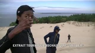 4KEUS GANG – EXTRAIT TOURNAGE CLIP « FAIT LE 4 » Prod by 7EVENBEATZ