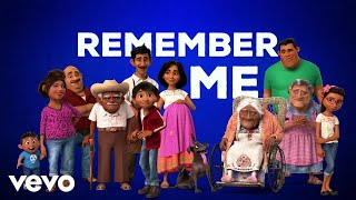 "Miguel - Remember Me (Dúo) (From ""Coco""/Official Lyric Video) ft. Natalia Lafourcade"