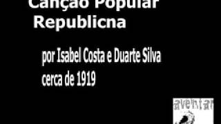 Canção Popular Republicana