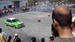 BMW 500 PS drift