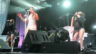 """Toni Braxton """"Long as I live Tour"""" Rancho Mirage CA """"He Wasn't Man Enough"""""""