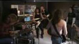 Messiah's Kiss rehearsing Dragonheart before MCF '07