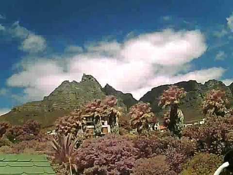 Timelapse Video – Table Mountain – 28/11/2010