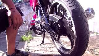 Limpieza / Mantenimiento - CADENA MOTO - Jianshe 125cc