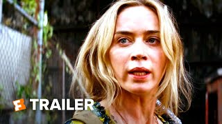 A Quiet Place: Part II Trailer #1 (2020)   Movieclips Trailers