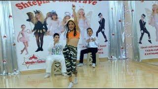 Aferdita Dreshaj ft LUMI B - Super Star - Dance Cover