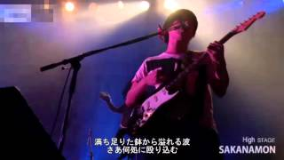 SAKANAMON ミュージックプランクトン music plankton live 2015 歌詞