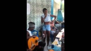 Nego Drama - Vibe no Gordo - Mufaza feat. Ellen Corrêa