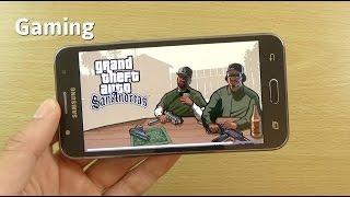 Samsung Galaxy J5 Gaming Review - GTA San Andreas!