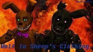 wolf in sheep's clothing español fnaf