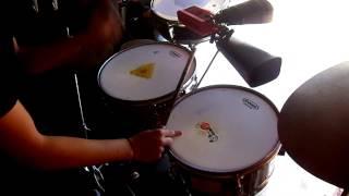 La caratula-El amante-Cover timbales-Agustin Martinez