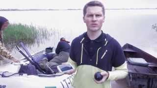 Deeper: Smart Fishfinder 2.0 App review on a boat