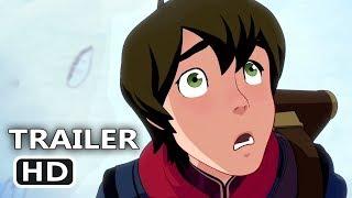 O PRÍNCIPE DRAGÃO Trailer Brasileiro (2018) Animação Filme