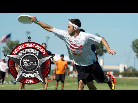 Video Thumbnail: 2014 National Championships, Mixed Semifinal: Boston Wildcard vs. Seattle Mixtape