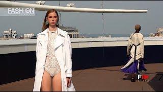 POUSTOVIT Spring Summer 2019 Ukrainian FW - Fashion Channel