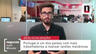 Consumidores estrangeiros suportam emprego em Portugal
