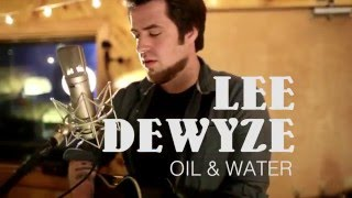 "Lee DeWyze Performs ""Oil & Water"" Live 2016"