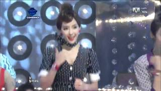 T-ara-Roly Poly (live ) -HD