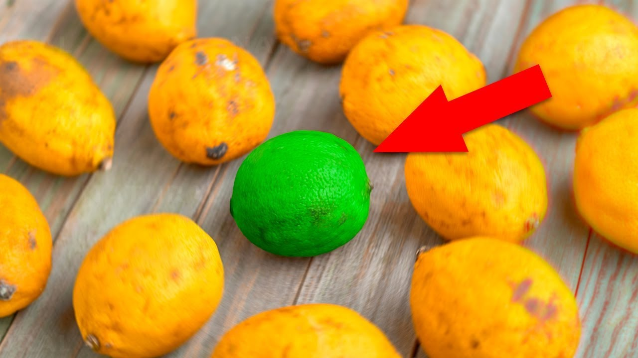 Are there more Health Benefits in Lemons or Limes?
