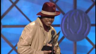 Donell Jones Wins Soul/RnB New Artist - AMA 2001