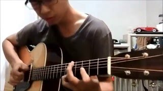 John Cena theme song on acoustic guitar(cover)