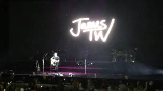 James TW | When You Love Someone - Dublin 30/05/17