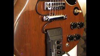 Roland GK1 Hexaphonic Pickup & GM70 MIDI Converter.