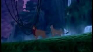 Il Re Leone - Dialogo tra Nala e Simba (italian fandub)