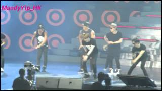 20150703 Kim Jong Kook,Kang Gary,HaHa -Uptown Funk@Running Man Race Start Season 3 In HK